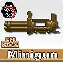 AFM M134 ミニガン ダークタン