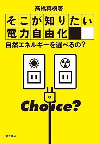 [高橋 真樹]のそこが知りたい電力自由化 自然エネルギーを選べるの?