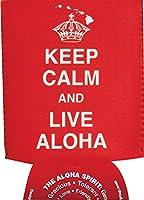 ハワイアンCan Coolie Keep Calm Live Aloha
