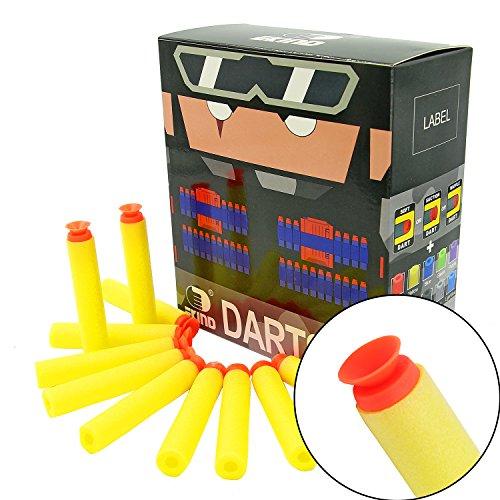 [해외]EKIND 100 개 나후 대응 대리 N- 스트라이크 엘리트 빨판 사양 다트/EKIND 100 Nahu correspondence replacement ball N-strike elite sucker specification darts