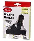 Amazon.co.jpClippasafe Walking Harness and Reins (Black)