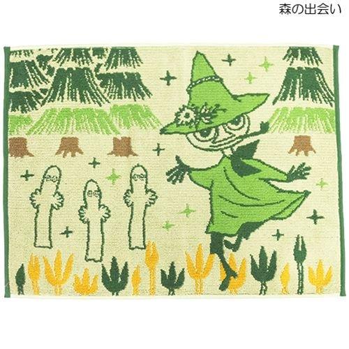 丸眞 スナフキン「森の出会い」 タオルバスマット 04341...