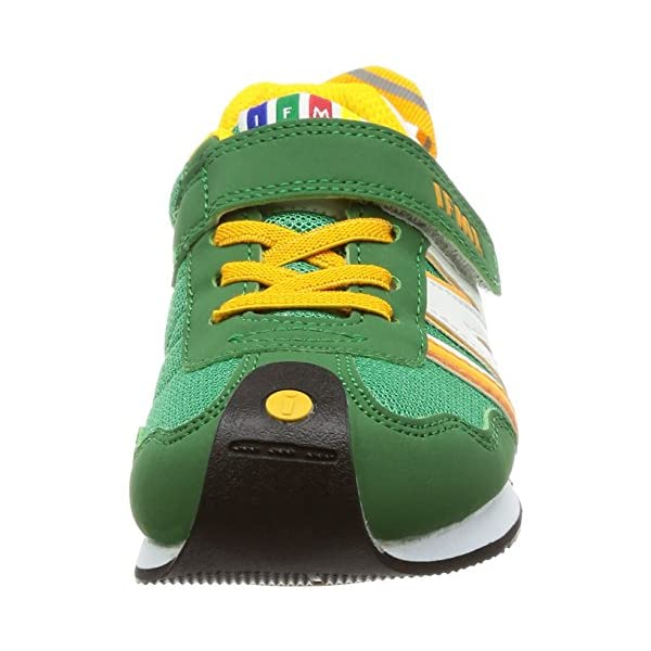 [イフミー] 運動靴 30-7705 グリーン...の紹介画像4