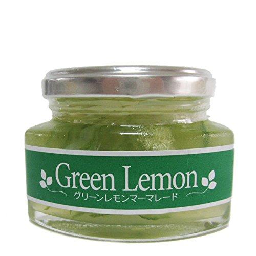 グリーンレモンマーマレード 150g2個 瀬戸内レモン使用 ゲル化剤無添加