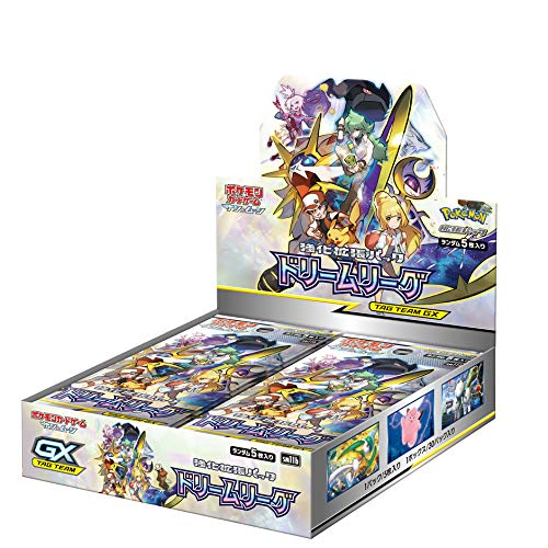 カードゲーム サン&ムーン 強化拡張パック 「ドリームリーグ」 BOX ポケモン(Pokemon) -