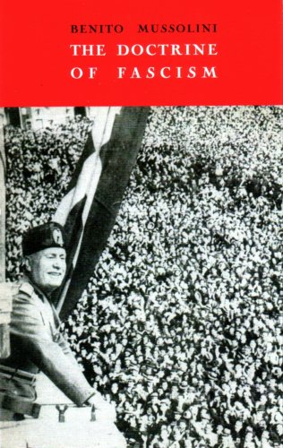 mussolini and fascist italy essay