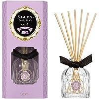 シャルダン SHALDAN ステキプラス スティック 消臭芳香剤 部屋用 本体 イノセントライラックの香り 45ml