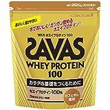 ザバス ホエイプロテイン100 カフェオレ味 【120食分】 2,520g