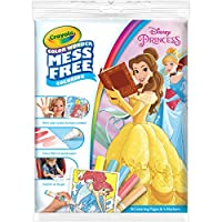 Crayola Disney Princess Colour Wonder Colouring Pad & Markers Set