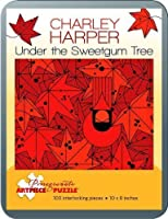 Under the Sweetgum Tree 100-piece Jigsaw Puzzle by Charley Harper [並行輸入品]