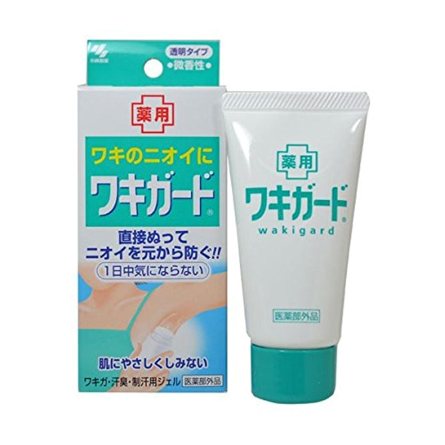 酸っぱい混沌麻酔薬【お徳用 3 セット】 小林製薬 ワキガード 50g×3セット