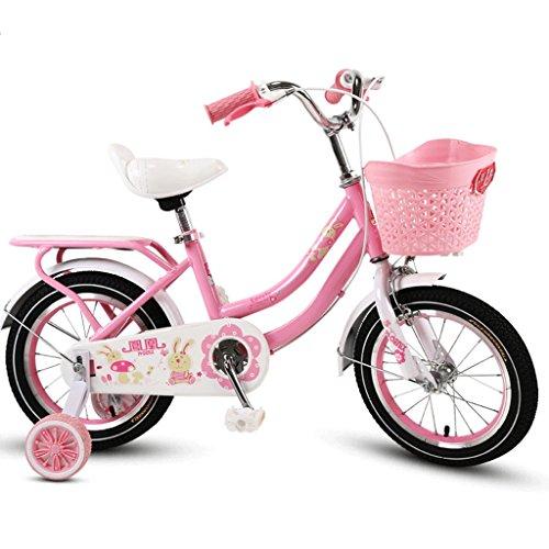 子供の自転車ベビーベビーカー2-12歳の少女サイクリングボー...