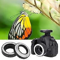 Mugast 10 + 16mmshレンズアダプター アルミ合金 高耐久 マクロエクステンションチューブリングセット対応 ソニー E-mout NEX NEX-6 A7R A3000カメラ対応