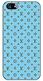 LOUIS VUITTON ルイヴィトン モノグラム ブルー ブランド iphone5 5s ケース スマホケース au docomo softbank パロディ