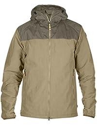 Fjallraven Abisko Hybrid Jacket – Men 's Sand Small