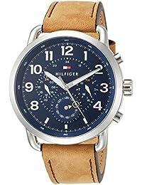 [トミーヒルフィガー]TOMMY HILFIGER 腕時計 BRIGGS ネイビー文字盤 クォーツ 1791424 メンズ 【並行輸入品】