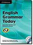 English Grammar Today with CD-ROM: An A–Z of Spoken and Written Grammar (Book & CD Rom)