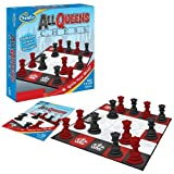 All Queens Chess Strategy Game Ignites Your Mind. Made by ThinkFun. [並行輸入品]