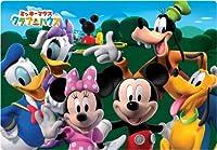 40ピース 子供向けパズル ミッキーマウス クラブハウスのなかまたち  【チャイルドパズル】
