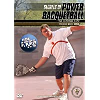 Secrets of Power Racquetball: The Outdoor Game by Marty Hogan
