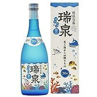 泡盛 瑞泉 碧-blue- 30度 720ml/瑞泉酒造