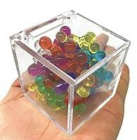 磁気プッシュピンforマップ磁石、カレンダー磁石、ホワイトボード磁石、冷蔵庫、学校、オフィス50個