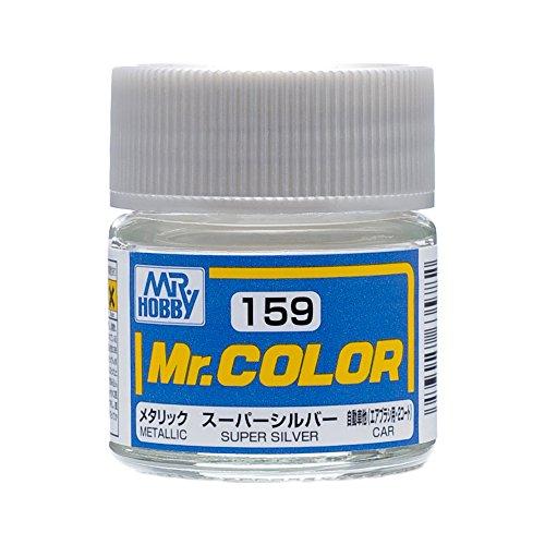 クレオス Mr.カラー C159 スーパーシルバー