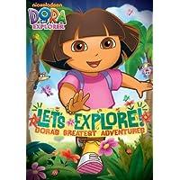 Let's Explore: Dora's Greatest Adventure /