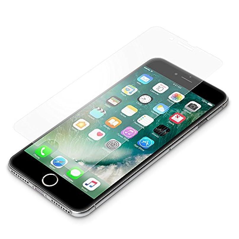 日曜日複雑エンコミウムPGA iPhone 8 Plus / 7Plus用 液晶保護ガラス アンチグレア PG-17LGL13