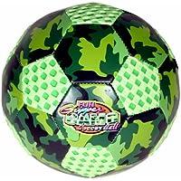 Fun Gripper 8.0 迷彩サッカーボール サイズ(4) (グリーン) Saturnian 1による提供