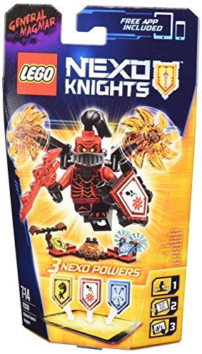 レゴ (LEGO) ネックスナイツ シールドセット マグマー将軍 70338