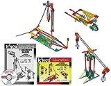 K'NEX 知育玩具 教育カリキュラムセット シンプルな入門タイプ 並行輸入品 (レバーと滑車)
