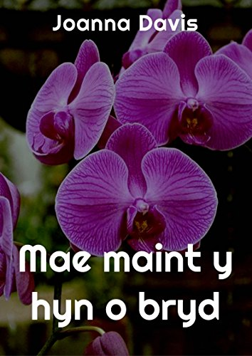 Mae maint y hyn o bryd (Welsh Edition)