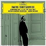 ショスタコーヴィチ:交響曲第4番&第11番『1905年』
