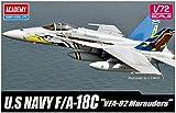 アカデミー 1/72 F/A-18C VFA-82 マローダーズ プラモデル 12534