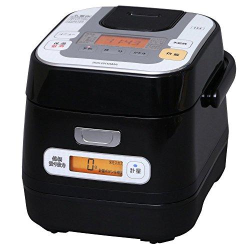 アイリスオーヤマ 銘柄量り炊きIHジャー炊飯器 3合 RC-...