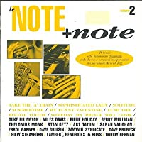 Le note + note vol.2 Famosi standars interpretati da grandi del jazz