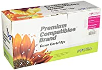 Premium Compatibles Inc. Q3963ARPC Replacement Ink and Toner Cartridge for HP Printers, Magenta by Premium