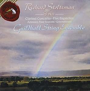 Clarinet Concerto/5 Bagatelles
