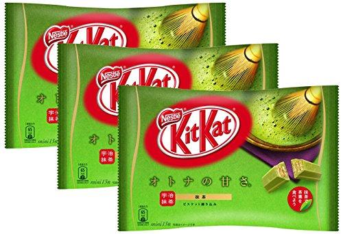 ネスレ日本 キットカット ミニ オトナの甘さ 抹茶 13枚×3袋