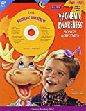 Fall Phonemic Awareness Songs & Rhymes: Fun Lyrics Sung to Familiar Tunes