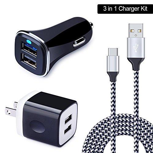 カーチャージャー iPhone充電器 Android充電器 ...