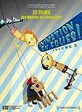 Animation Express Vol. 2 (Animation en Follies) - Short Films - 2-DVD Set ( Sur La route / Les yeux noirs / 55 chaussettes / Rose &Violet / Waseteg / Higglety Pigglety pop ! ou la vie a s?rement by Anita Lebeau