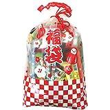 いろいろ 駄菓子お菓子 福袋セット (正月限定版 駄菓子約70点詰合せBOX)