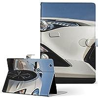 SO-05G SONY ソニー Xperia Tablet エクスペリアタブレット タブレット 手帳型 タブレットケース タブレットカバー カバー レザー ケース 手帳タイプ フリップ ダイアリー 二つ折り スポーツ 車 写真 so05g-002879-tb