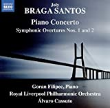 Braga Santos: Piano Concerto: Symphonic Overtures Nos. 1 and 2