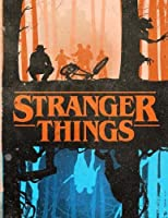 Stranger Things: Coloring Book With High Quality Exclusive Images - season 1 (Stranger Thnigs) (Volume 1) [並行輸入品]