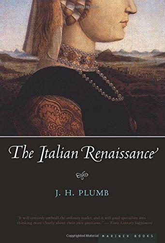 Download The Italian Renaissance 0618127380