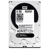 WD HDD 内蔵ハードディスク 3.5インチ 5TB WD Black WD5001FZWX SATA3.0 7200rpm 128MB 5年保証