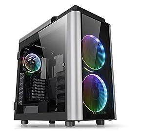 Thermaltake 設立20周年記念モデル LEVEL 20 GT RGB Plus フルタワー型PCケース CS7394 CA-1K9-00F1WN-01